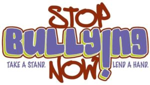 Stop Bullying Now! Take a stand, lend a hand