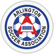Arlington Soccer Association Logo