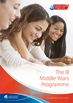 Middle Years Programme Brochure