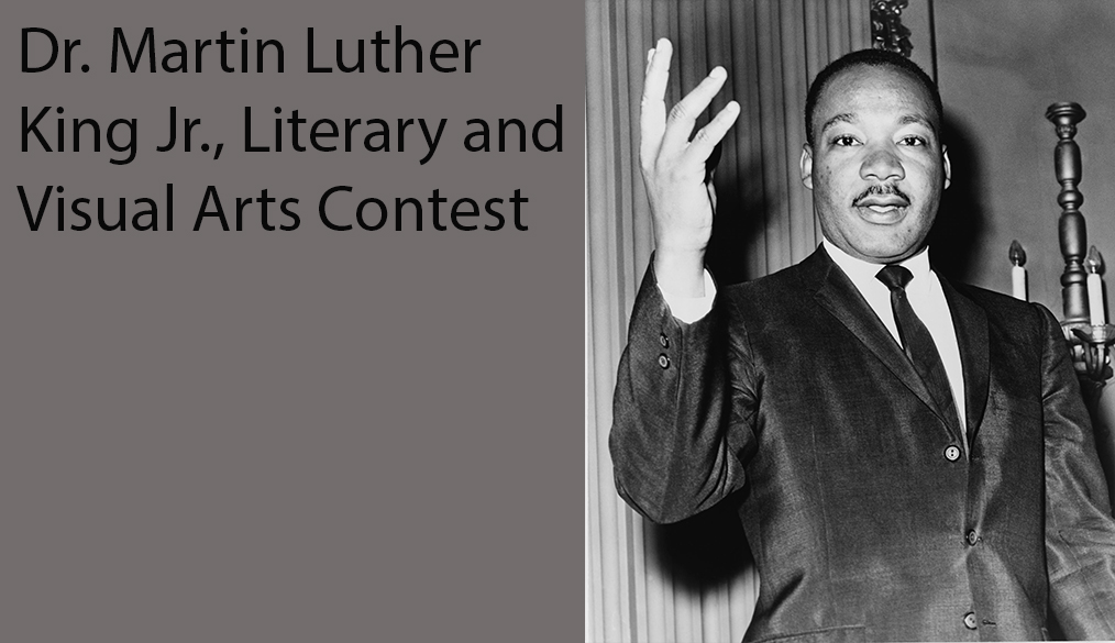 2020 MLK Contest Underway