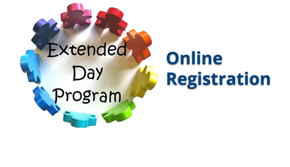 Extended Day Registration Now Open