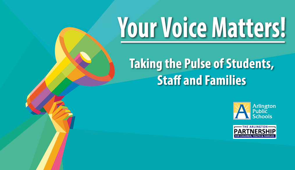"""Found Out About the """"Your Voice Matters"""" Survey"""
