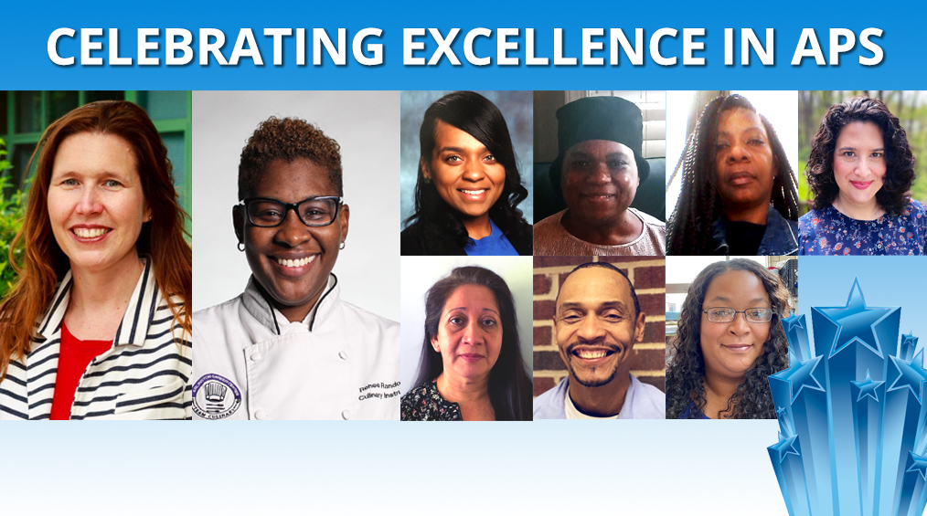 Celebrating Excellence in APS!