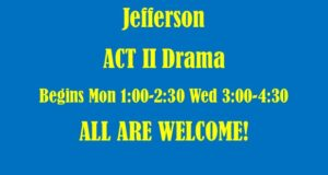 drama ACT II