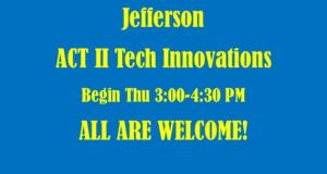 techinnovate ACTII