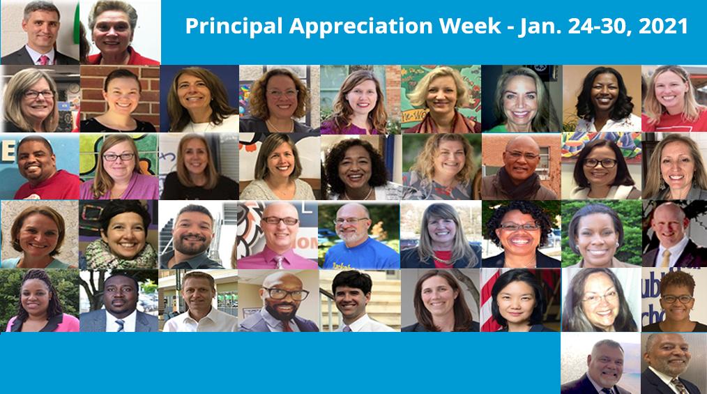 Principal Appreciation Week! Thank you Ms. Boggan!