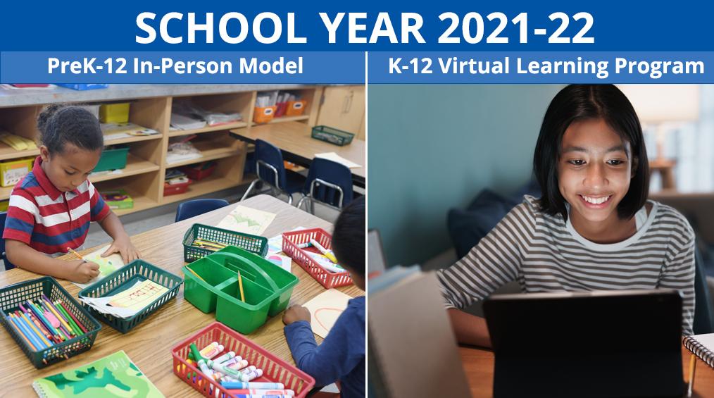 Năm học 2021-22 Các mô hình giảng dạy