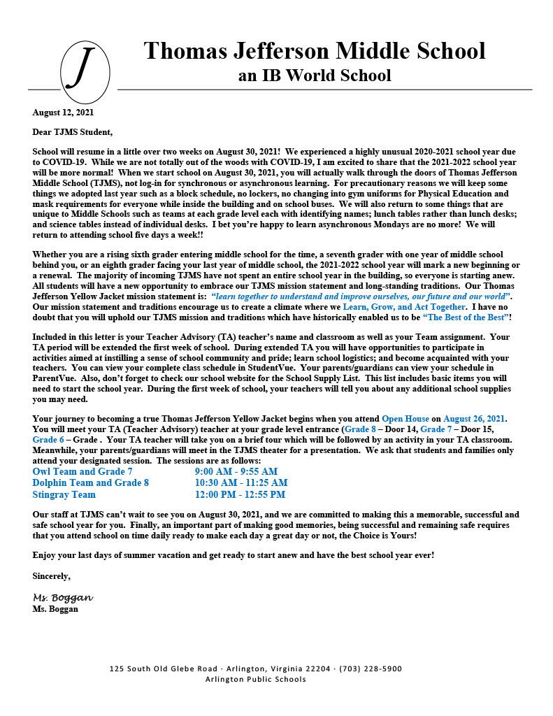 Хатагтай Богганы оюутнуудад илгээсэн буцах захидал
